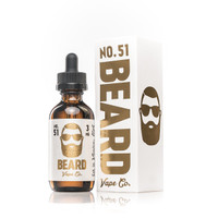 No. 51 - Custard with a Dash of Custard by Beard Vapor Co.