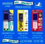 Mr. Sticky's MARINE 3-PAK