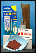 PVC INFLATABLE BOAT REPAIR KIT (AUTO MIX)