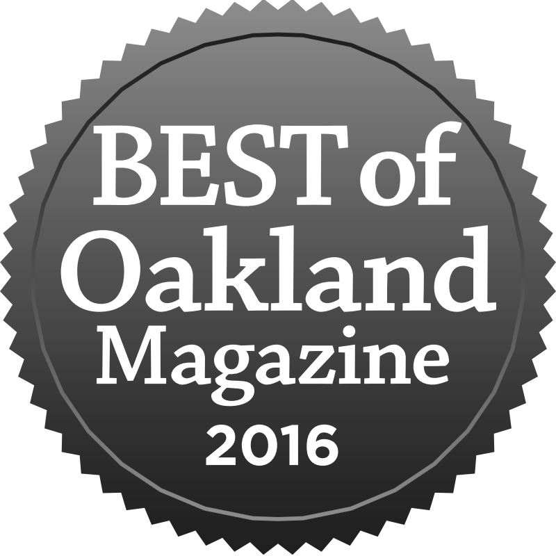Best of Oakland, 2016