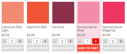 Ordering Colors