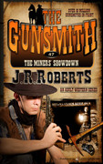 The Miners' Showdown by J.R. Roberts (eBook)