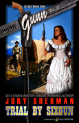 Trial by Sixgun by Jory Sherman (eBook)
