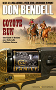Coyote Run by Don Bendell (Print)