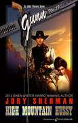 High Mountain Hussy by Jory Sherman (eBook)