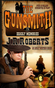 Deadly Memories by J.R. Roberts (Print)