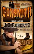Texas Ransom by J.R. Roberts (Print)