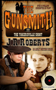 The Takersville Shoot by J.R. Roberts (Print)