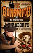 Six-Gun Sideshow by J.R. Roberts (eBook)