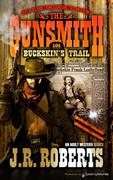 Buckskin's Trail by J.R. Roberts (Print)