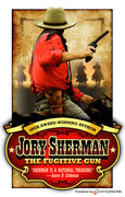 The Fugitive Gun by Jory Sherman (eBook)