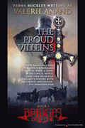 The Proud Villeins by Valerie Anand (Print)