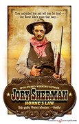 Horne's Law by Jory Sherman (eBook)