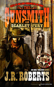 Scarlet Fury by J.R. Roberts (Print)