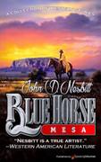 Blue Horse Mesa by John D. Nesbitt (Print)