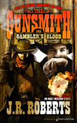 Gambler's Blood by J.R. Roberts  (Print)
