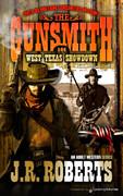 West Texas Showdown by J.R. Roberts  (eBook)