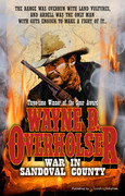 War in Sandoval County by Wayne D. Overholser (eBook)