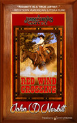 Red Wind Crossing by John D. Nesbitt (Print)