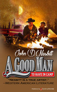 A Good Man to Have in Camp by John D. Nesbitt (Print)