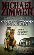 Cottonwood Station by Michael Zimmer (Print)