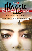 Maggie and the Search for Devildust by Judy Alter (eBook)