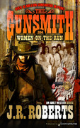 Women on the Run by J.R. Roberts  (eBook)