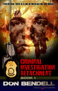 Criminal Investigation Detachment by Don Bendell (eBook)