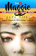 Maggie and Devildurst—Ridin' High! by Judy Alter (eBook)