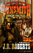 End of the Trail by J.R. Roberts  (eBook)