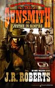 Justice in Rimfire by J.R. Roberts  (eBook)