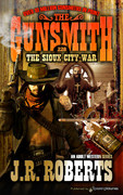 The Sioux City War by J.R. Roberts  (eBook)