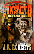 High Card Dies by J.R. Roberts  (eBook)
