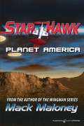 Planet America by Mack Maloney (Print)