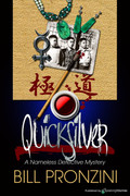 Quicksilver by Bill Pronzini (Print)
