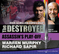 Assassin's Play-Off by Warren Murphy & Richard Sapir (CD Audiobook)