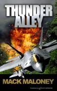Thunder Alley by Mack Maloney (Print)