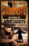 Heavyweight Gun by J.R. Roberts (Print)