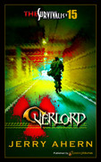 Overlord by Jerry Ahern (Print)