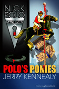 Polo's Ponies by Jerry Kennealy (Print)
