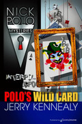 Polo's Wild Card by Jerry Kennealy (Print)