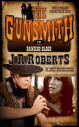 Bandido Blood by J.R. Roberts (Print)