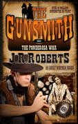 The Ponderosa War by J.R. Roberts (eBook)