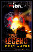 The Legend by Jerry Ahern (eBook)