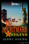The Nightmare Begins by Jerry Ahern (eBook)