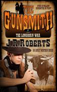 The Longhorn War by J.R. Roberts (eBook)