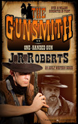 One-Handed Gun by J.R. Roberts (eBook)