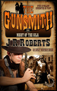 Night of the Gila by J.R. Roberts (eBook)