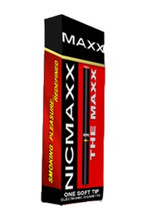 "NICMAXX ""The MAXX"" Soft Tip Disposable Electronic Cigarette-*PG"