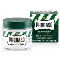 Proraso Pre Shave Cream Eucalyptus and Menthol